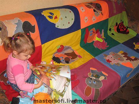 Handmade For Children - developing mat for children shop on livemaster