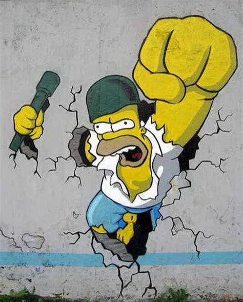 imagenes geniales de graffitis post de graffitis taringa