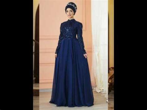 Gamis Dress Tuneeca Statistic T 0217078 model baju gamis pesta brokat mewah terbaru paling populer