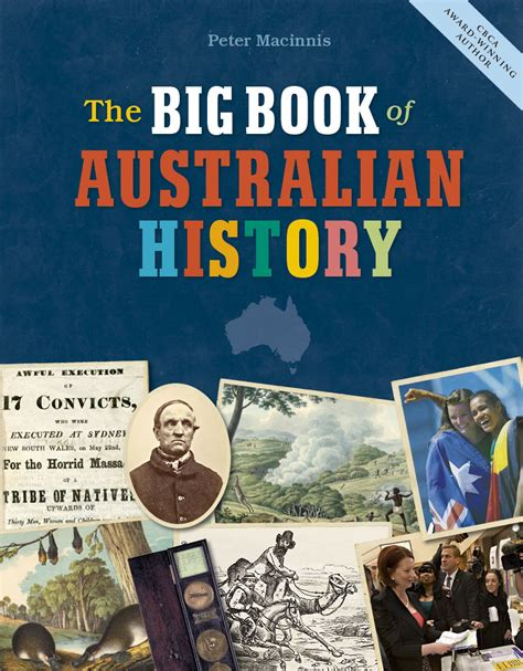the history book big the big book of australian history newsouth books