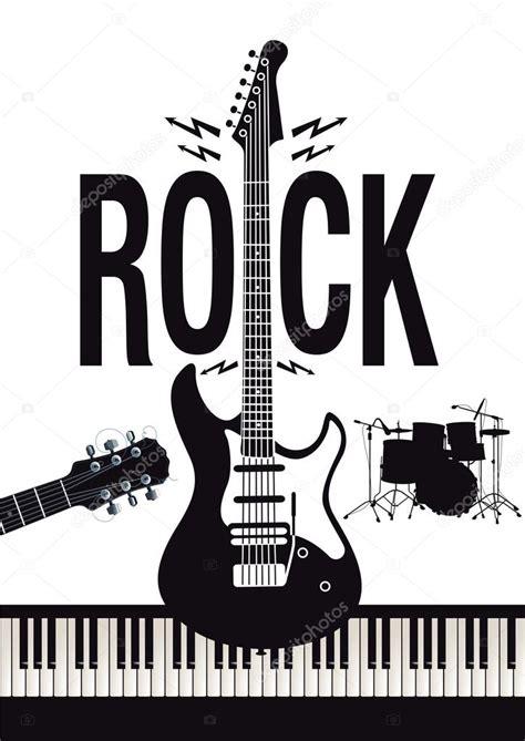 imagenes motivacionales de musica concepto de la m 250 sica rock archivo im 225 genes vectoriales