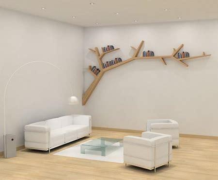 Tree Branch Book Shelf by Tree Branch Bookshelf