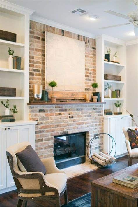 Cool Built In Bookcases Around Fireplace For Aecceafceac