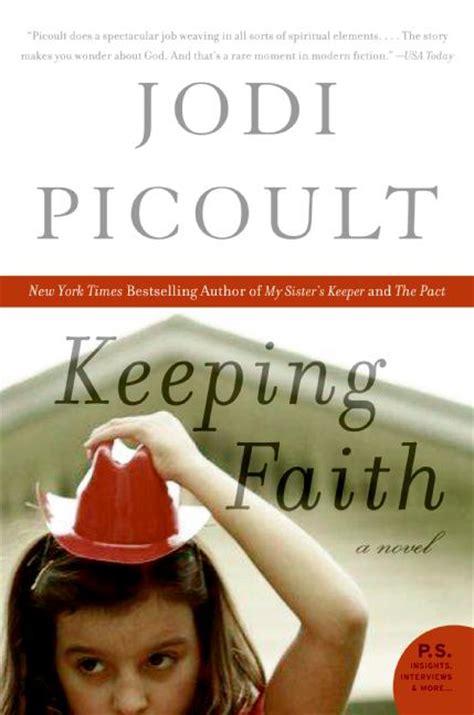 keeping faith jodi picoult 183 keeping faith