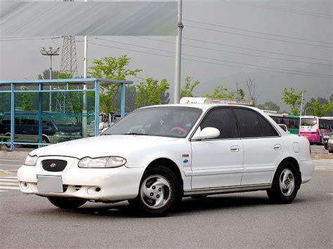 old car manuals online 1997 hyundai sonata electronic valve timing hyundai sonata 3 2 0 lpg 1997 used for sale