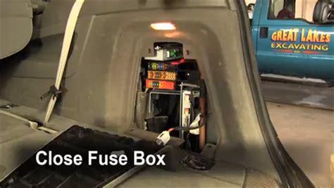 Interior Fuse Box Location 2007 2015 Audi Q7 2009 Audi