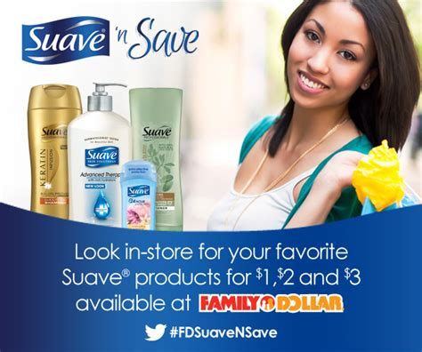 N Sweepstakes by Suave N Save Sweepstakes Win A 20 Family Dollar Gift Card
