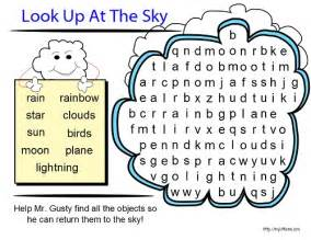 16 fun weather and sky printables crafts and activities