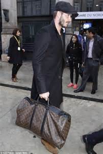 Beckham His Friends Travel by David Beckham Travels To To Be With