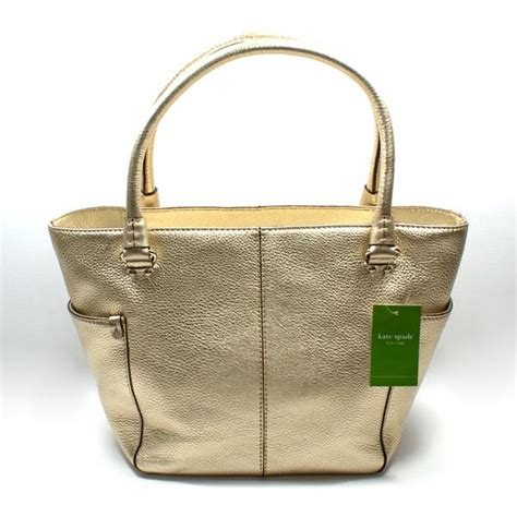 Kate Spade Merrywood Tracy Satchel by Kate Spade Tracy Yardley Gold Leather Tote Shoulder Bag