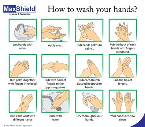 how to wash hand properly in step by step and propery washing steps infection