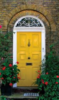 door color for brick house 30 inspiring front door designs hinting towards a happy