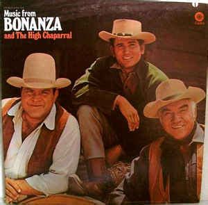 theme music high chaparral xanadu pleasure dome music from quot bonanza quot quot the high
