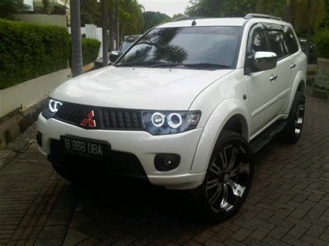 mitsubishi pajero sport modified mitsubishi pajero modified mitsubishi pajero tuning car