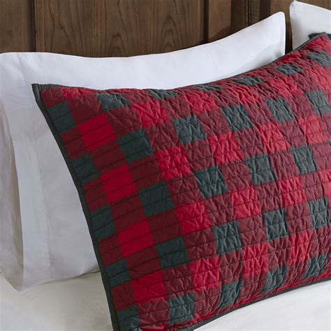 Buffalo Check Quilt by Buffalo Check Quilt Set