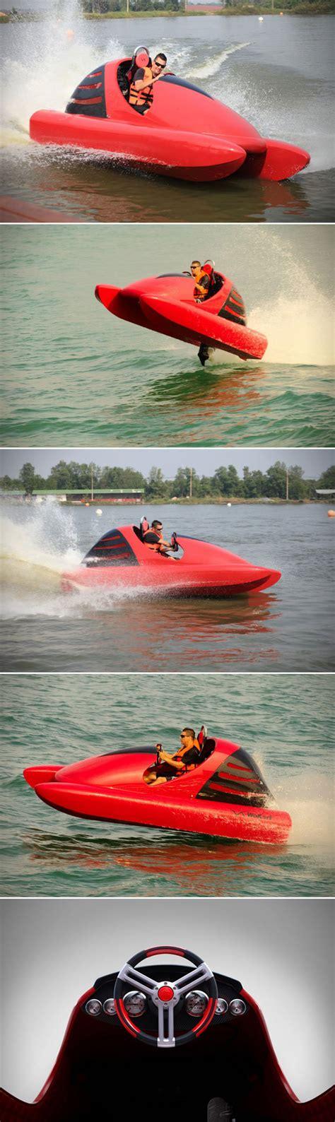 jet ski motor on go kart when go kart meets jet ski you get the wokart which can