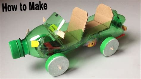 How Do You Make A Car Out Of Paper - how to make a car out of plastic bottle powered car