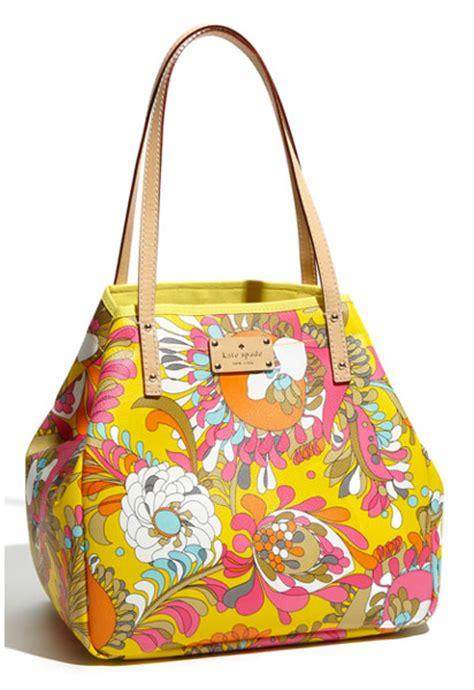 Kate Spade Hobo Tote Flower bags to brag