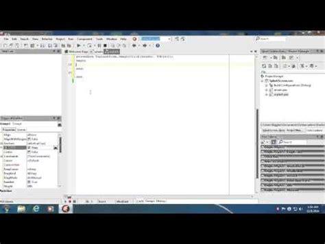 tutorial de delphi delphi tutorial progressbar barra de progreso avanz