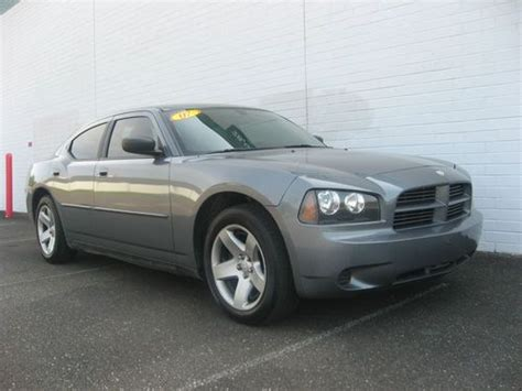 2007 dodge charger hemi engine for sale purchase used 2007 dodge charger 5 7l v8 hemi ppv in