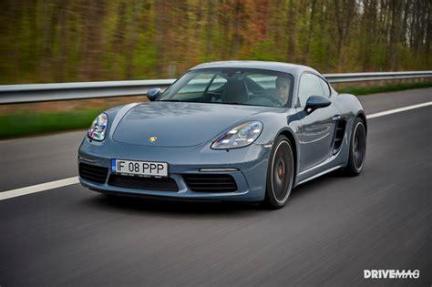 Test Porsche Cayman S by Porsche Cayman Test Auto Express