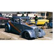Gasser Madness  Renewing A Brian Fittings 33 Willys