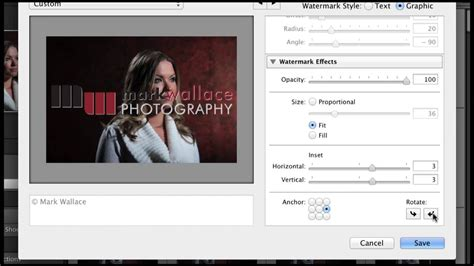 membuat watermark di photoshop lightroom creating watermarks in lightroom 5 lensvid comlensvid com