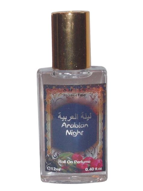 Parfum Arabian Nights arabian artis perfume a fragrance for