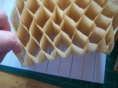 How To Make Honeycomb Paper - the roof how to make honeycomb paper balls from