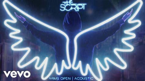 download mp3 the script rain the script arms open acoustic audio download