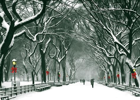 christmas in central park back drops for santa pics central park mobawallpaper