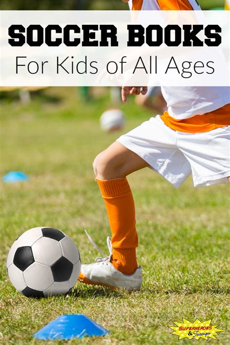 for all ages soccer books for of all ages