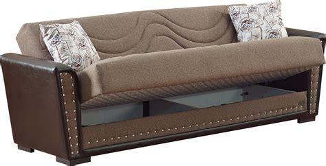 Sofa Upholstery Toronto toronto brown fabric sofa bed by empire furniture usa
