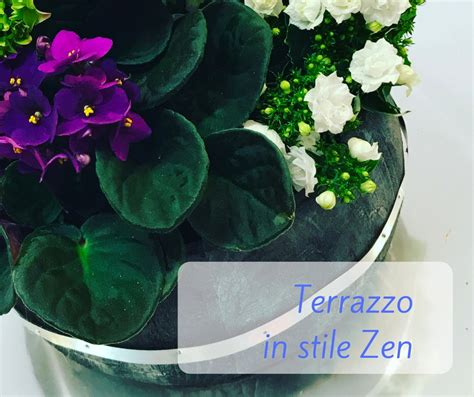 terrazzo zen terrazzo in stile zen idee fiorite