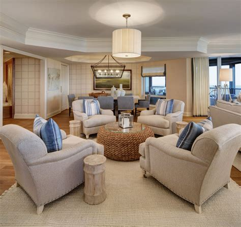 4 Chairs In Living Room Florida Condo With Coastal Interiors Home Bunch Interior Design Ideas