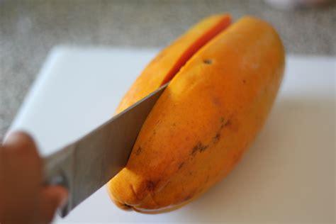 papaya carrot smoothie  seasoning bottle