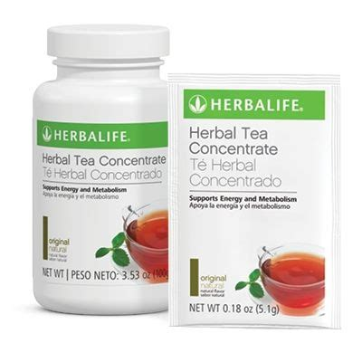 Teh Concentrate Herbalife by Product Of The Week Herbal Tea Concentrate The Herbalife