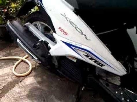 Knalpot Racing Yamaha Xeon Akrapovic Gt knalpot racing mio 125 di xeon 125