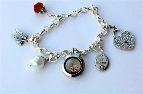 Origami Owl Dangle Bracelet - origami owl dangle bracelet origami owl bracelets