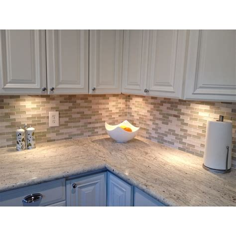 neutral backsplash neutral color glass backsplash kitchen pinterest