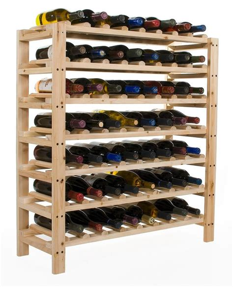 simple rack used wine rack plans pdf woodworking