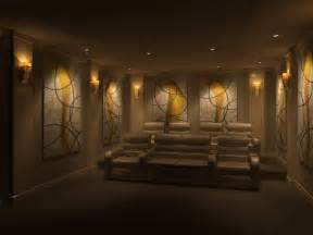 Theater design and beyond by 3 d squared inc home theater room