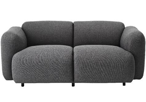 normann copenhagen sofa swell 2 seater sofa normann copenhagen milia shop