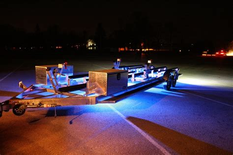 Boat Trailer Light by Place Pwc Trailer With Rigid Custom Lighting Loadmaster