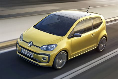 volkswagen up yellow vw up facelift 2016 erste bilder infos vw up 1 aa