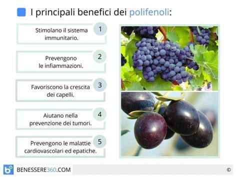 polifenoli alimenti polifenoli antiossidanti contenuti in vino oli e altri