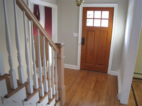 Stain Stair Railing Stair Rail Stain Color Advice