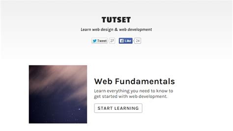 tutorial on web design and development new web design and development resources 10 august edition