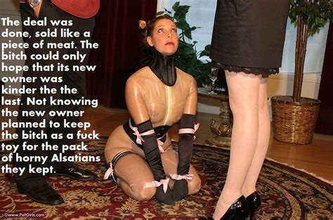 Forced To Be Petgirls