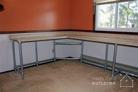building a corner desk 23 diy corner desk ideas you can build today